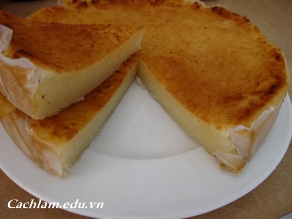 Cách làm bánh khoai mì, cach lam banh khoai mi