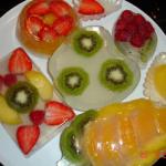 Dạy cách làm thạch rau câu hoa quả đơn giản tại nhà