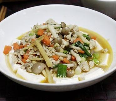Cách chế biến đậu phụ Tứ Xuyên ngon lạ, cach che bien dau phu Tu Xuyen ngon la
