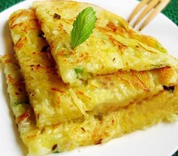 Cách làm bánh khoai tây đơn giản mà ngon, cach lam banh khoai tay don gian ma ngon