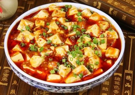 Cách làm đậu phụ Tứ Xuyên, cach lam dau phu Tu Xuyen