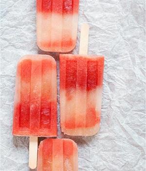 Cách làm kem hoa quả mát lạnh, cach lam kem hoa qua mat lanh