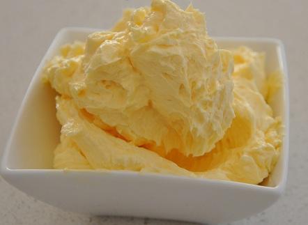Dạy làm kem bơ sữa trứng gà, day lam kem bo sua trung ga