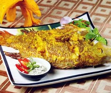 Cách làm món cá diêu hồng hấp gừng đơn giản, cach lam mon ca dieu hong hap gung don gian