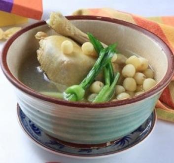 Cách làm món gà hầm hạt sen thơm ngon bổ dưỡng, cach lam mon ga ham hat sen thom ngon bo duong
