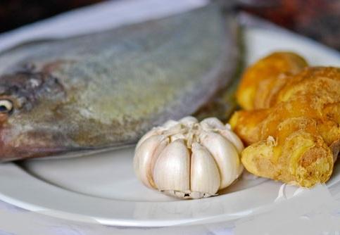 Hướng dẫn làm món cá diêu hồng hấp gừng đơn giản, huong dan lam ca dieu hong hap gung don gian