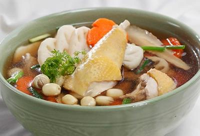 Hướng dẫn nấu gà hầm hạt sen, huong dan lam ga ham hat sen