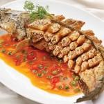 Cách làm cá lóc sốt cay thơm ngon
