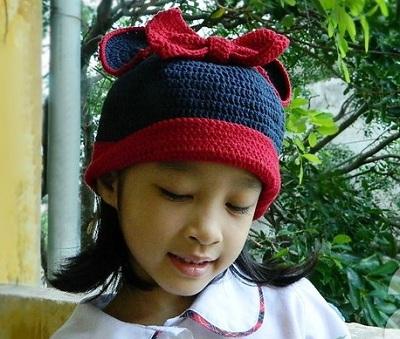 Hướng dẫn cách móc mũ len đơn giản cho mùa đông, huong dan cach moc mu len don gian cho mua dong