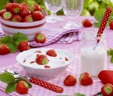 Hướng dẫn làm sữa chua hoa quả, huong dan lam sua chua hoa qua