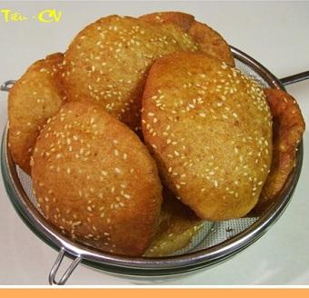 Cách làm bánh tiêu thơm ngon tại nhà, cach lam banh tieu thom ngon tai nha