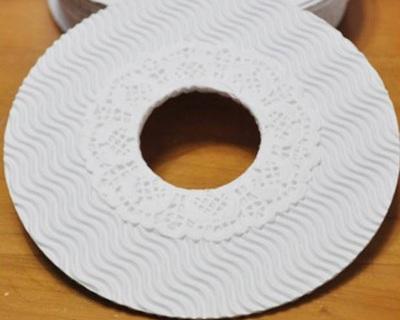 Cách làm nắp hộp đựng giấy ăn, cach lam nap hop dung giay an