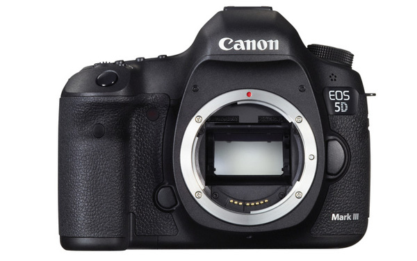 Canon 5D Mark III review & specs