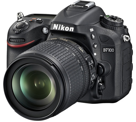 Nikon D7100 specs and review (2014)
