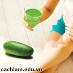 Cách làm nước ép bí đao giúp giảm cân, cach lam nuoc ep bi dao giup giam can