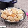 Cách làm mứt đậu trắng, cach lam mut dau trang