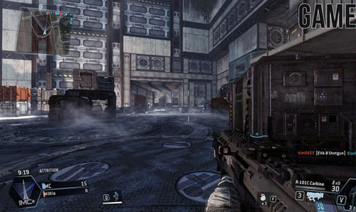 3 interesting features of the game Titanfall