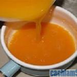 Cách làm thạch cam ngon tại nhà