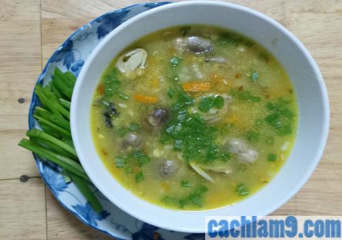 Cách nấu cháo cá chép thơm ngon và bổ dưỡng
