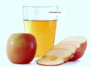 Cách làm giấm táo tại nhà từ táo đỏ, táo tàu, táo mèo