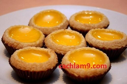 Hướng dẫn cách làm bánh trứng ngon tại nhà