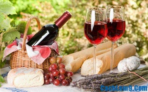 Cách làm rượu nho đỏ đẹp, thơm ngon tại nhà