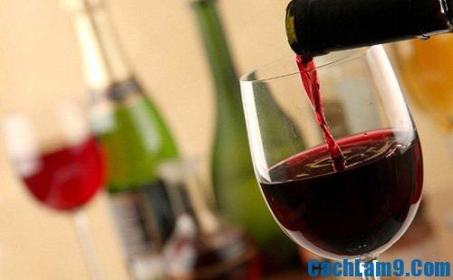 Cách làm rượu nho, hướng dẫn làm rượu nho ngon tại nhà