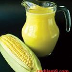Cách làm sữa ngô thơm ngon bổ dưỡng