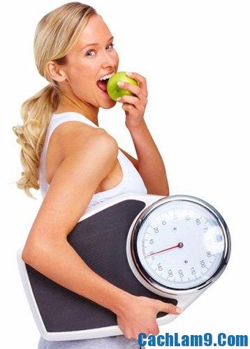 Hướng dẫn ăn uống, sinh hoạt, tập luyện để giảm cân