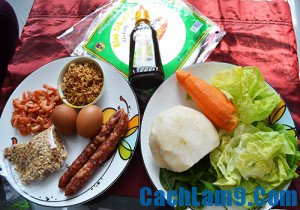 bò bía mặn Sài Gòn