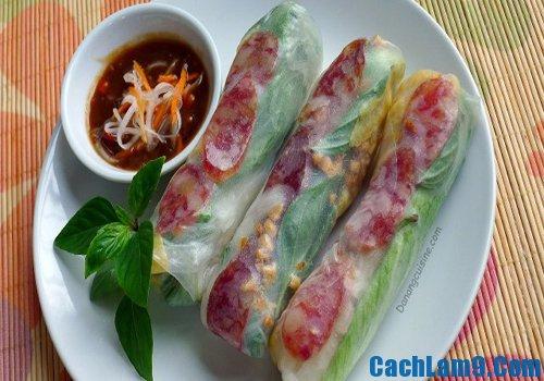 Bò bía mặn Sài Gòn thành phẩm