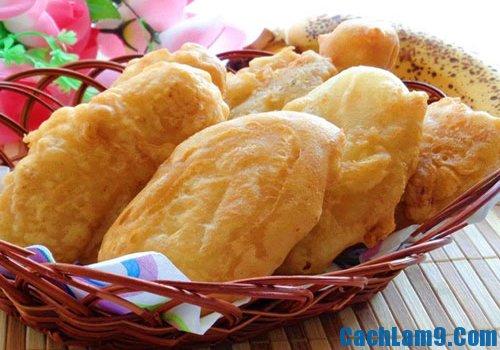 Cách làm bánh chuối chiên thơm ngon mềm hấp dẫn tại nhà