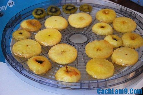 Hướng dẫn cách làm mứt táo ngon, thơm và mát