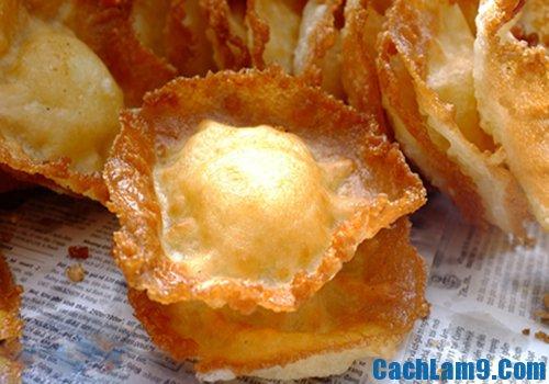 Cách làm bánh Tai Yến