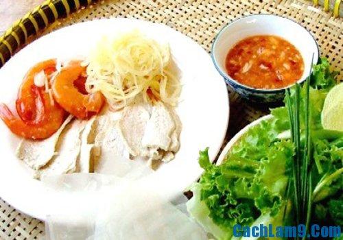 Cách làm tôm chua ngon, đẹp và hấp dẫn như đặc sản Huế