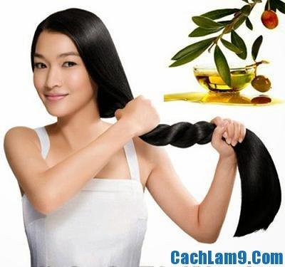 Massage tóc bằng tinh dầu là cách phục hồi tóc hư tổn mùa hè cực kỳ hiệu quả