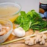 Cách làm súp tôm cua đổi vị cho ngày cuối tuần