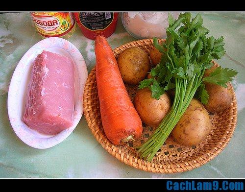 Cách làm món thịt heo nạc thăn sốt chua ngọt