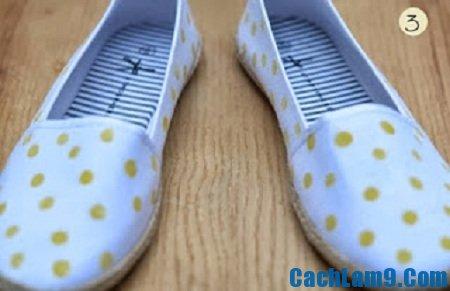 Sáng tạo cho đôi giày lười đẹp hơn