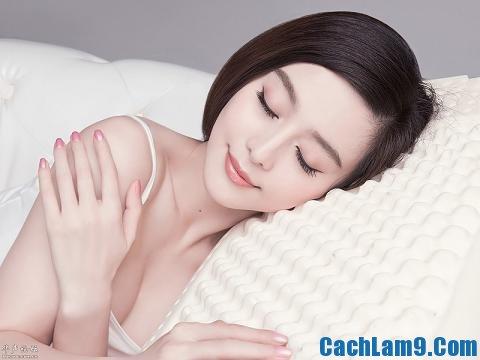 Chế độ sinh hoạt điều độ giúp da không bị khô sạm