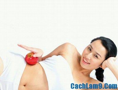 Chú trọng chế độ dinh dưỡng để có vòng eo đẹp, chu trong che do dinh duong de co vong eo dep