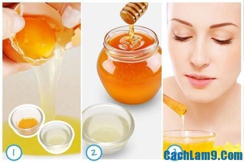Hướng dẫn cách làm mặt nạ dưỡng da tươi trẻ với mật ong