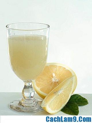Cách pha chế nước ép bưởi mật ong thơm ngon, bổ dưỡng và hấp dẫn