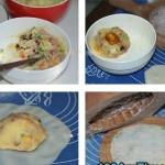 Cách làm bánh dẻo nhân tôm lạ miệng đón Trung thu