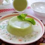 Cách làm thạch bơ, cach lam thach bo
