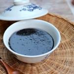 Cách nấu chè mè đen bột sắn dây ngon, tốt cho sức khoẻ