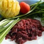 Ngon cơm với cách làm canh thịt bò nấu dứa ngon, bổ dưỡng