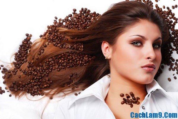 Những lưu ý khi nhuộm tóc bằng cà phê