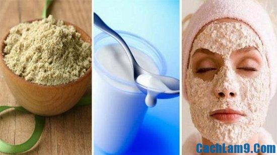 Công thức trị nám da hiệu quả từ cám gạo