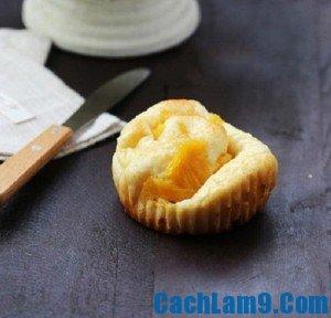 Cách làm bánh dứa hình xoắn ốc